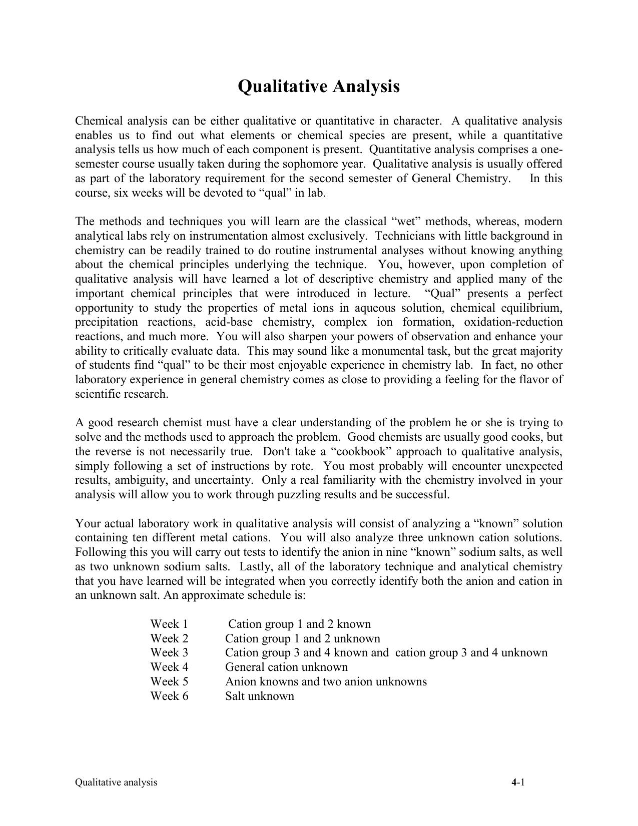 Revised qualitative analysis procedure nvjuhfo Image collections