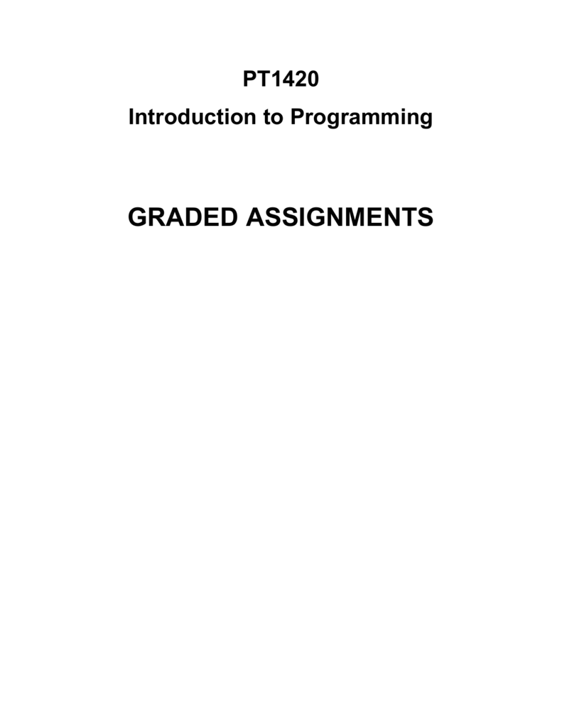 pt1420 unit 5 assignment 1 homework programming exercises