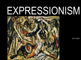 06 expressionism