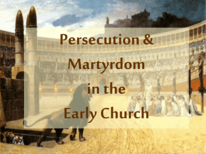 The Great Persecution