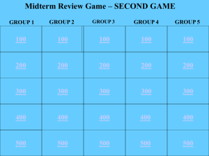 DOWNLOAD - Midterm Jeopardy