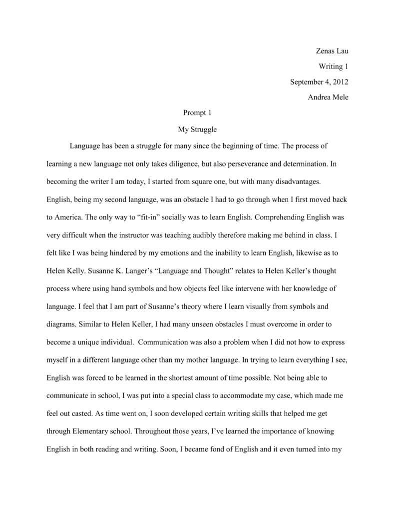 Descriptive Essay Thesis  How To Write A Good Thesis Statement For An Essay also Research Proposal Essay Essay   Wordpresscom Essays On Science