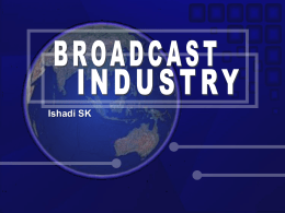 TV-Broadcasting-Overview