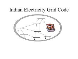 Indian Electricity Grid Code