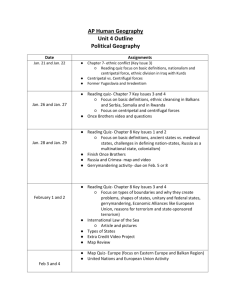 Unit 5 Reading/Pacing Guide - Mr. Bello's Social Studies Weebly