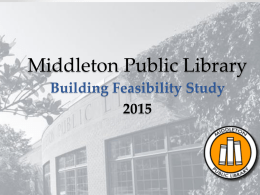 PPT - Middleton Public Library
