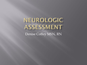 Neurologic Assessment