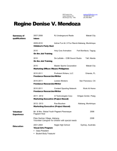 File - Regine Mendoza
