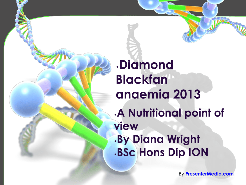 A Nutritional point of view – Diana Wright
