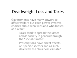 8 2015-8 Deadweight Loss and Taxes