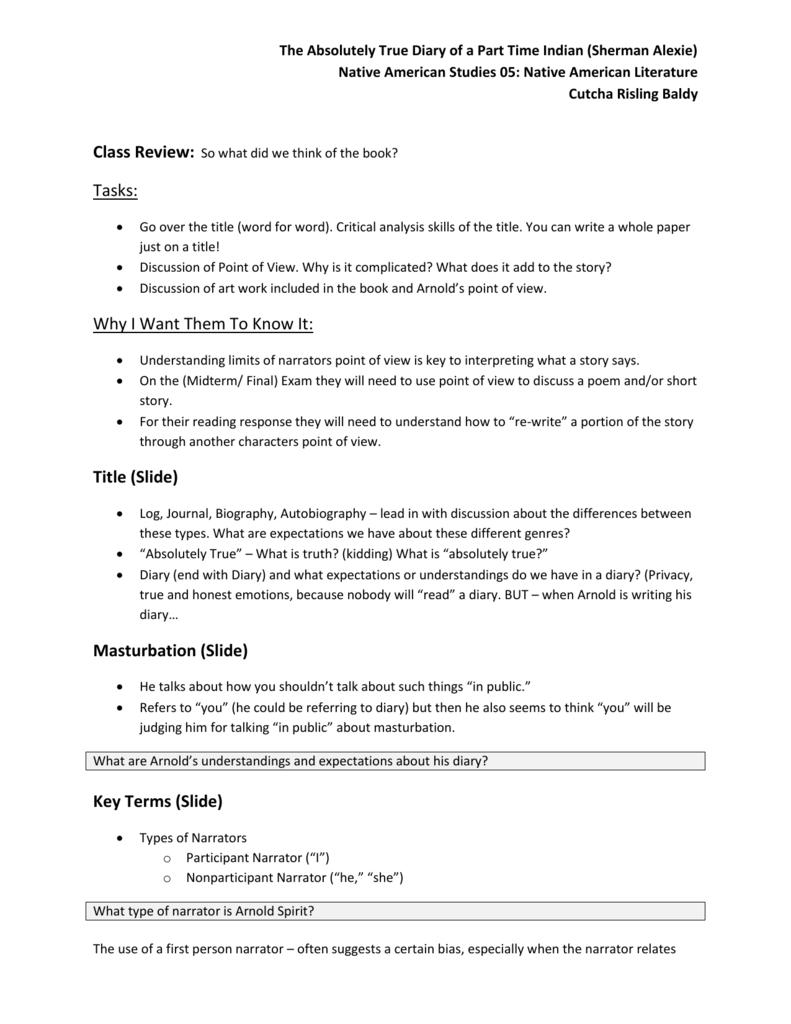 Lesson Plan Example - NAS 05