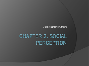 chapter 2. Perception