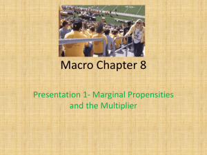 Ch 8 Presentation 1 (Macro Chapter 8