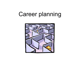 careers guidance and recruitment advice