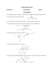 Holiday Worksheets for Grade 9 continuing