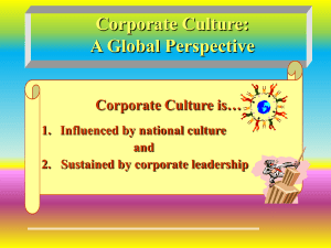 Culture . ppt
