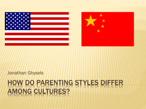 How do Parenting Styles Differ among Cultures