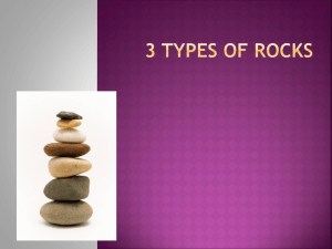 3 Types of Rocks How Igneous Rocks Form
