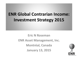 Contrarian Income (JAN 13 2015)