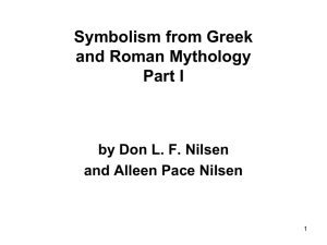Symbols in Mythology I
