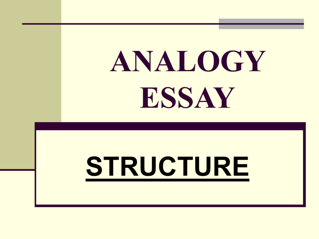 Examples Of Persuasive Essays For High School  Poverty Essay Thesis also Literary Essay Thesis Examples Analogy Essay Structure Ppt Cause And Effect Essay Topics For High School