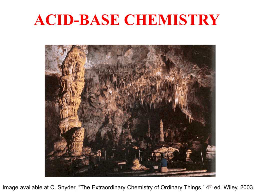 is lysol an acid or base