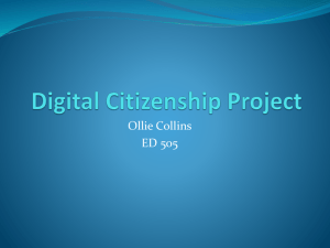 collinso_Digital Citizenship Project