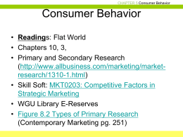 a critical review of consumer motivation Critical literature review on motivation takayuki nakanishi ibaraki university, japan view ms word version abstract many believe motivation to learn is the key.