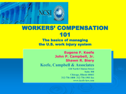 1999 Nestlé Year-End Illinois Workers' Compensation