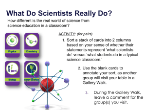 Description Cards - Macomb ISD Science Education Support Site