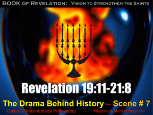 SCENE # 7 - Biblical Foundations for Freedom