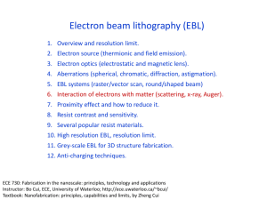 Electron beam lithography_2