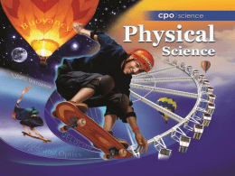 Section 10.2 - CPO Science
