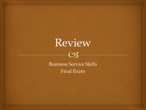 Review - Nassau BOCES