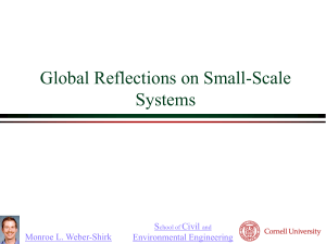 Small-Scale Reflections