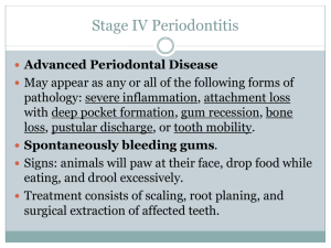 Dentistry Part 5 STUDENT- KJV