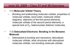 benzene class 11