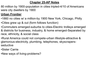 Chapter 25 Notes - Springfield Public Schools