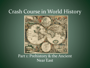 Crash Course in World History