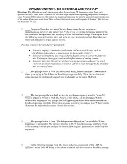 Robert kniese dissertation