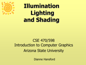 Lighting - FarinHansford.com
