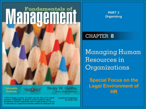 Fundamentals of Management 7e