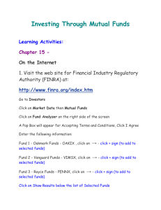 Chapter 15 Learning Activity