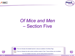 Worksheets Of Mice And Men Worksheets of mice and men worksheets section five