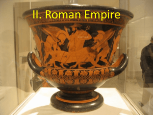 II. Roman Empire