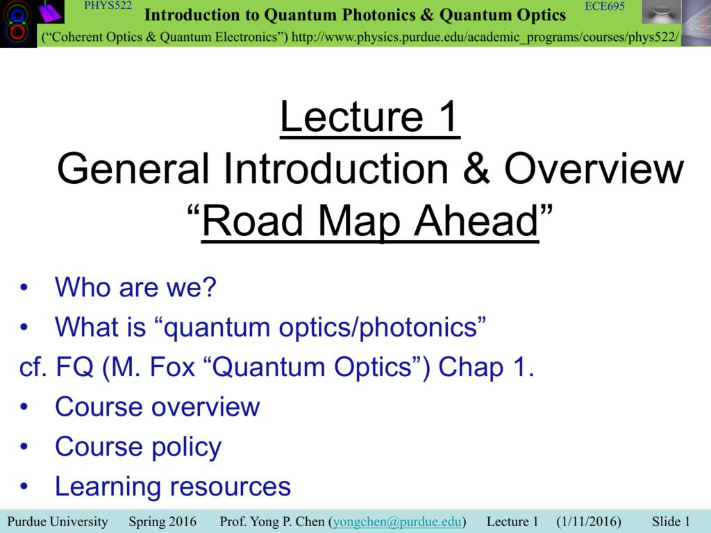 What is optics 87