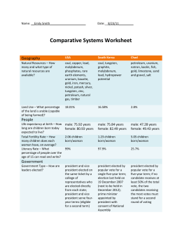 31 The American Free Enterprise System Worksheet Answers ...