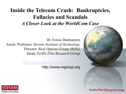 mini case the failure of corporate governance at enron Commentary: how governance rules failed at enron  much of the blame for enron's collapse--and the corporate governance movement  in any case, it didn' t help the committee make sense of enron's tangled finances.