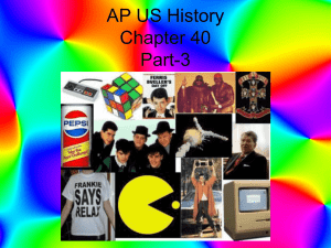 Chapter 40, part.3 - apush
