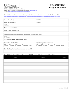 readmission request form